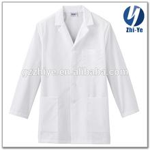 Hospital lab wear wholesale uniform lab coat
