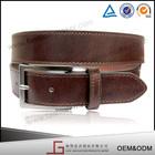 2014 New Fashion Design Men's Genuine Leather Belt