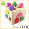 High Quality Wholesale Kids Shape Box Wooden Toys
