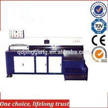 TJ-36 Book binding machine low price heating gluing machine