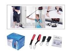 door gym fitness machine simply installing I-factor Home gym bar