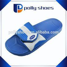 Wholesale sport slide velcro sandals cheap man slipper