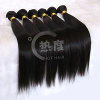 ALI HOT Wholesale Virgin Brazilian Human Hair Extension Wet And Wavy Weave 100Gram