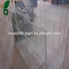 stainless steel metal rabbit cage rabbit equipment