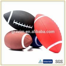 PVC/ PU America football,custom USA football