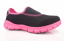 new fashion ladies slip on trainers sneakers shoes