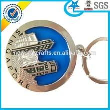 Metal keychain/promotional keychain/custom keychain