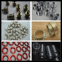 Cheap plastic and metal/ aluminium parts machining/ CNC machining parts/
