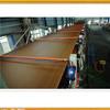 2100mm large capacity kraft paper making machine using waste paper,wheat straw