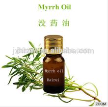 pure and hot sale myrrh oil in cosmetics