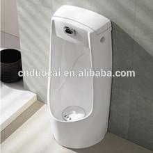 Ceamic Man Standing Wall Flush Mount Auto Flush Urinal (ET-J7712)
