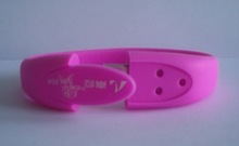 Top Seller! Lowest Price Silicon USB Bracelet, Free Sample USB Promotional Gifts, USB Memory
