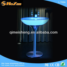 Salon illuminous coffee / bar /event / party table (L-T05A)