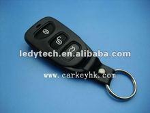 Top quality Kia 3+panic button remote cover key blank Kia remote control case