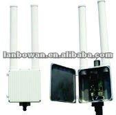 MIMO Omni antenna: 5GHz 13dBi Dual Pol Omni Antenna With Enclosure