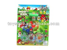2012 New plastic toys super spinning top STP-215841