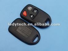 New arrival, Mazda 3+1 buttons remote cover mazda remote control cover