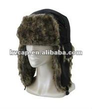 Polar Bear Warm Winter Fur Hats / 2012 Winter Fur Hat