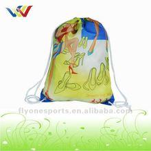 190T polyester Drawstring Bags