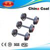 350mm wheel set for mine car use