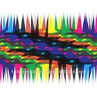 printed textile poly spandex fabric colorful pattern material 4 way stretch plain waterproof fabric