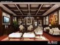 La decoración de lujo, diseño deinteriores, maestro de muebles para el hogar