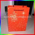2014 вновь индивидуальные бумажный мешок рождества
