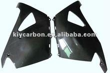 Autoclave carbon parts lower fairing