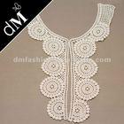 Neck designs Cotton collar for ladies suits