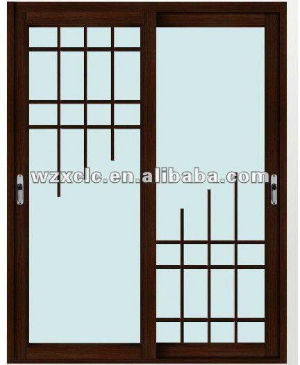 Vidrio esmerilado puerta corredera para cocina o cuarto de ba 241 o con