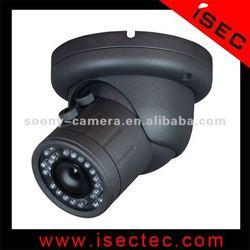 Outdoor 40M Infrared Waterproof IR Dome CCTV Flir Thermal Camera