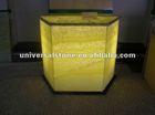 Backlit Honey Onyx Vanity Top