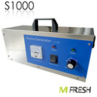 Mfresh S1000 High Effecient Industry Or Medical Ozone Generator For Well Warter Treatment