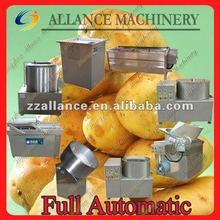394 ALPC-W stainless steel fresh potato french fries