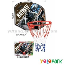 Basketball backboard with hoop net CX50-9