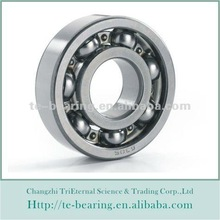 Chinese deep groove motorcycle ball bearing 6301