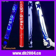 Holidays Party Glow LED stick for party or Christmas hot sale 6 modes amazing led flashing foam stick
