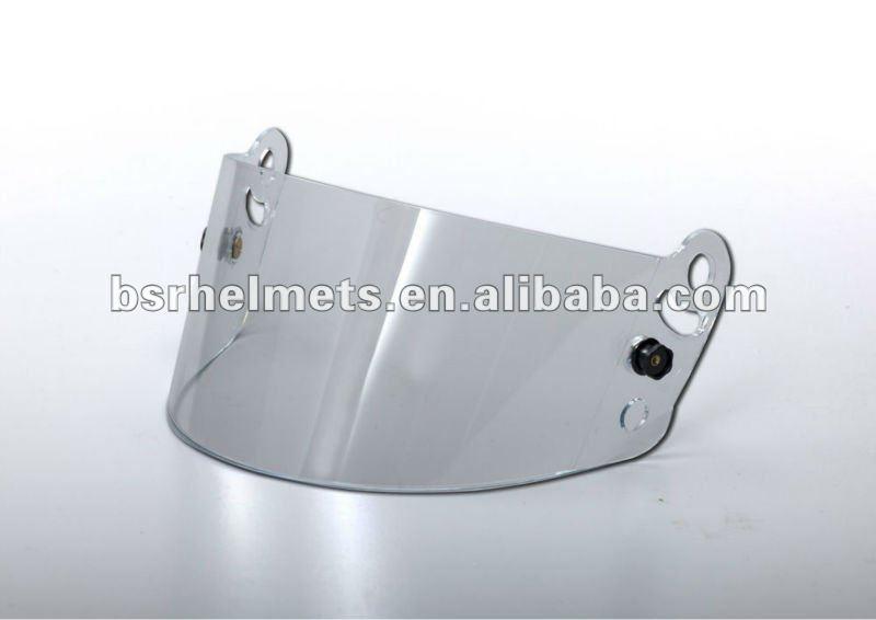 helmets parts Fire retardant PC Clear Shield