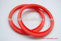Hydraulic Cylinder rubber Wiper seal ring