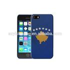 flower stype phone case+PC mobile phone case+customized logo printing