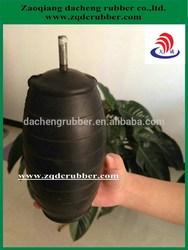 Inflatable sewer plug