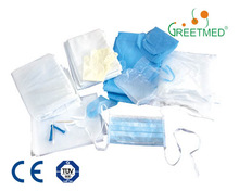 sterile delivery pack disposable surgical pack