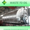 waste tires oil extraction machine with CE ISO9001 ISO14001