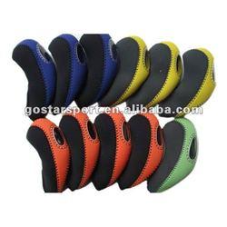 Neoprene Golf Iron Head Covers