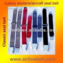 Basic two-points seat belts, static seat belts, seat belts