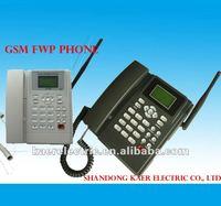 GSM desktop wireless phone KT1000(130) Telephone GSM