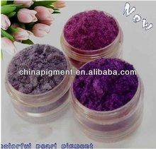 Silk Violet Pearl Pigment, LB483 Color and Pigmentation Series
