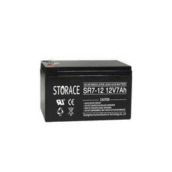 backup battery 12v 7ah sealed lead acid battery 6-dzm-7