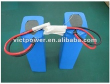 72v 20ah lithium battery pack for golf car