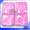 for iphone 5 accessories pink butterfly pc case